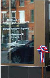 Buffalo Passport Agency in Buffalo New York