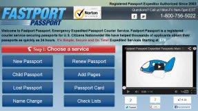 Fastport Passport - United States passport and visa expediting service