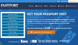 Fastport Passport - Online Passport Services