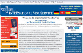 International Visa Service