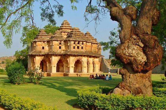Lotus Mahal Hampi India