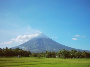 Mayon Volcano Philippiness