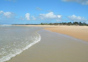 Mozambique beach