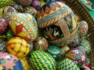 Odessa Ukraine Egg Art