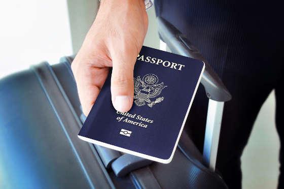 Airport Security Identification Document - Passport