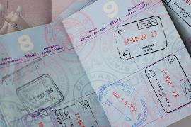 Used passport