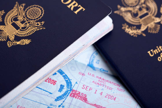 Renew U.S. Passport Books