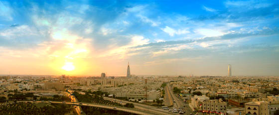 Riyadh City Saudi Arabia