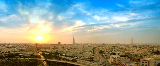Riyadh City Saudi Arabia
