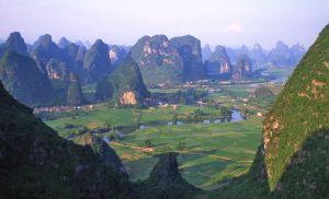 Yangshuo near Guilin on Li River