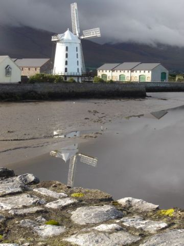 Stark Contrast of Ireland