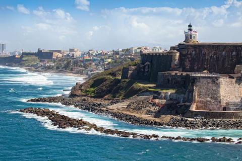 El Morro Castle in San Juan Puerto Rico