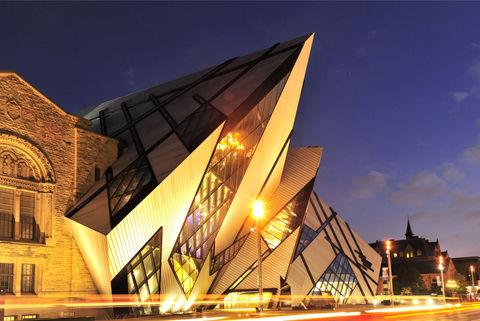 Toronto Royal Ontario Museum