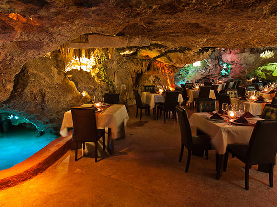Alux Restaurant Playa del Carment